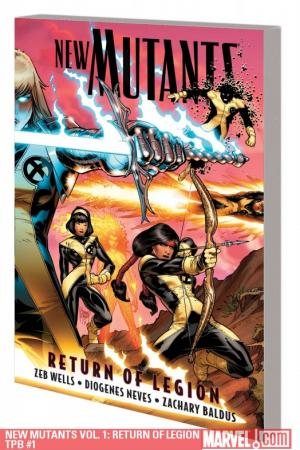 New Mutants Vol. 1: Return of Legion (2010)