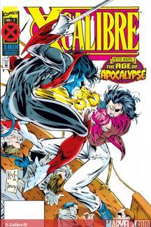 X-Calibre (1995) #2