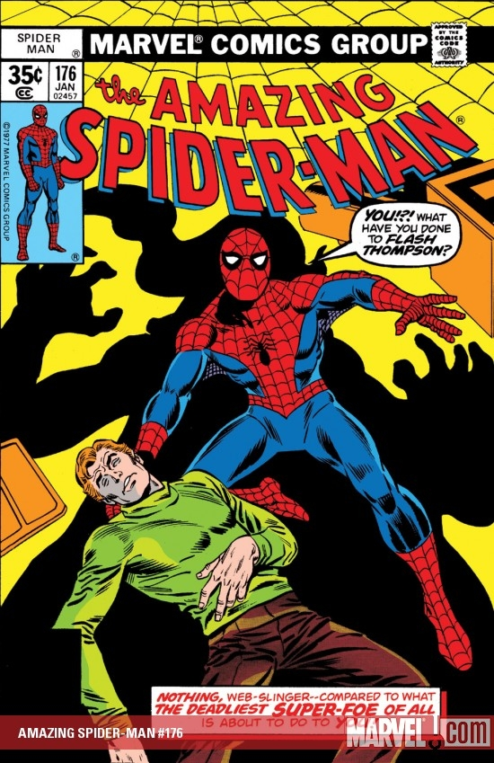The Amazing Spider-Man (1963) #176