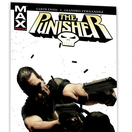 PUNISHER MAX VOL. 5: THE SLAVERS #0