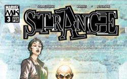 STRANGE (2005) #3 COVER