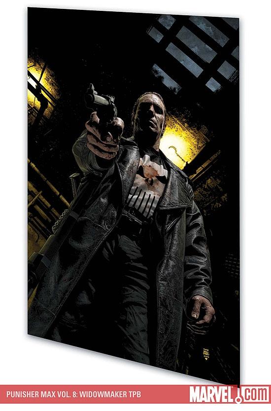 Punisher Max Vol. 8: Widowmaker (Trade Paperback)