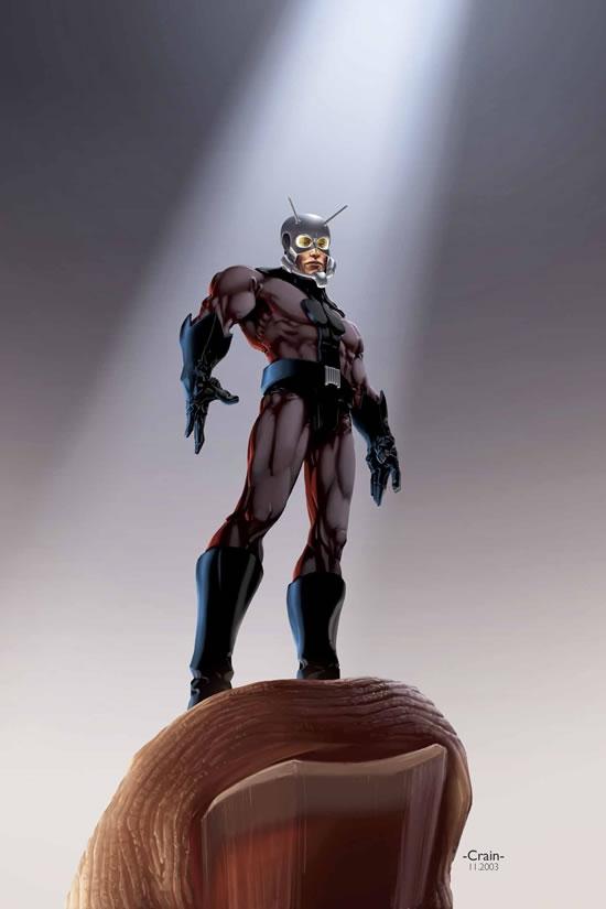 Ant-Man (2003) #4