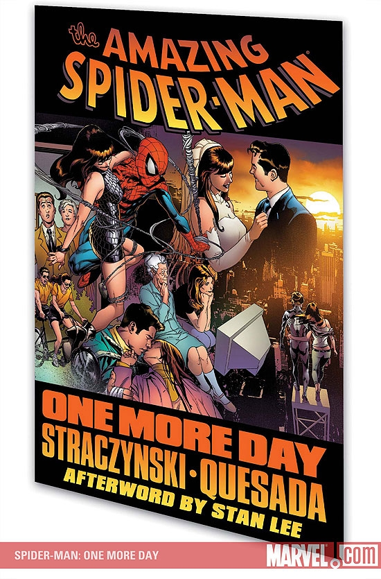Spider-Man: One More Day (Trade Paperback)