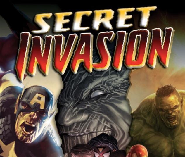 SECRET INVASION EXTENDED CUT ONE-SHOT