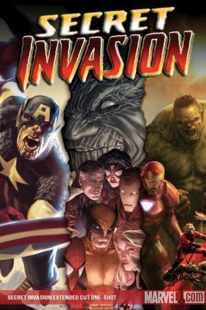 Secret Invasion Extended Cut One-Shot (2008)
