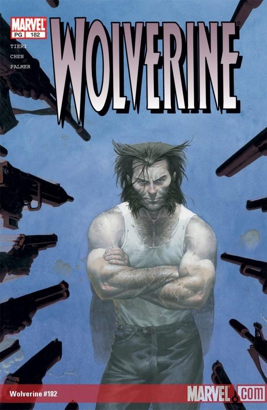 Wolverine (1988) #182