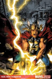 Thor: First Thunder (2010) #3