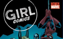 Girl Comics cover by Amanda Conner