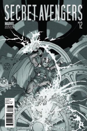 Secret Avengers #12  (THOR HOLLYWOOD VARIANT)