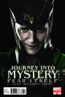 Journey Into Mystery (2011) #622 (2nd Printing Variant)