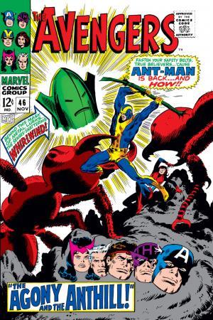 Avengers (1963) #46