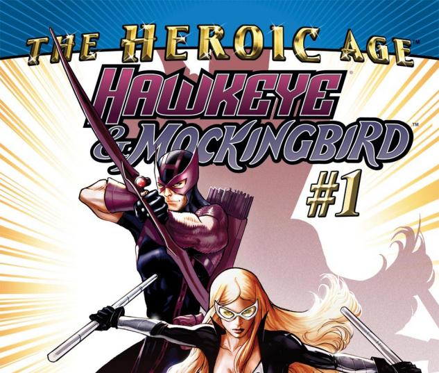 Hawkeye Mockingbird 2010 1