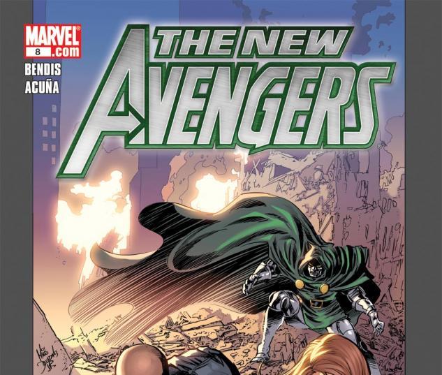 New Avengers (2010) #8