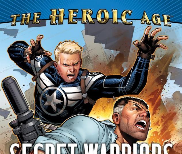 Secret Warriors (2008) #19