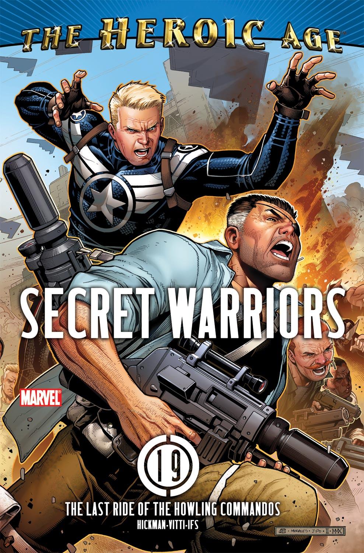 Secret Warriors (2009) #19