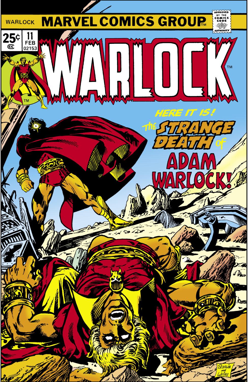 Warlock (1972) #11
