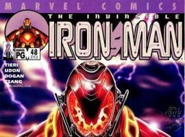 Iron Man (1998) #48 cover