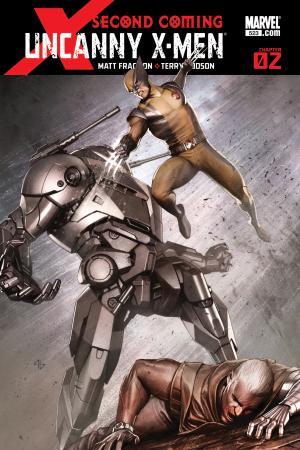 Uncanny X-Men #523