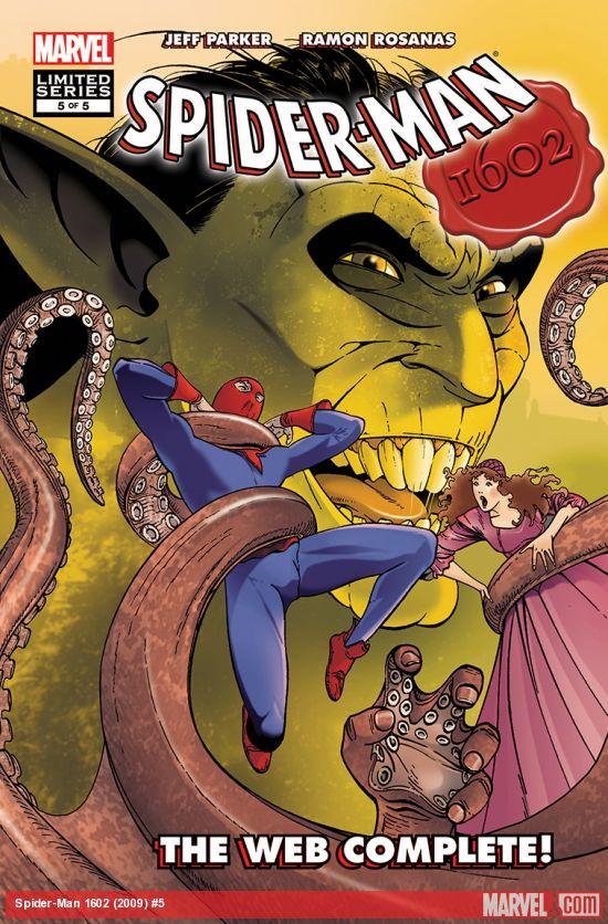 Spider-Man 1602 (2009) #5