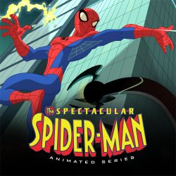 The Spectacular Spider-Man Master