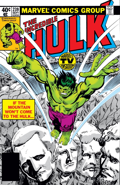 Incredible Hulk (1962) #239