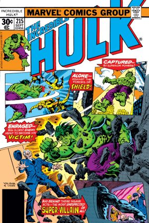 Incredible Hulk (1962) #215