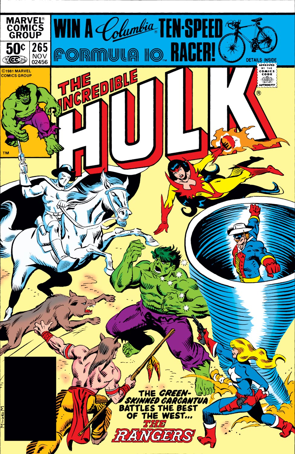 Incredible Hulk (1962) #265