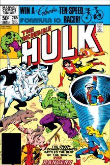 Incredible Hulk (1962) #265