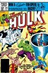 Incredible Hulk (1962) #265 Cover
