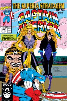 Captain America (1968) #388