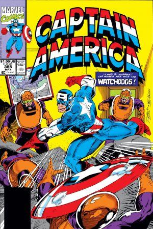 Captain America (1968) #385