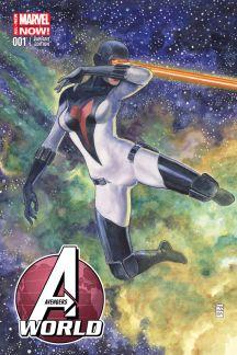 Avengers World (2014) #1 (Manara Variant)