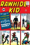 Rawhide Kid (1960) #24 Cover