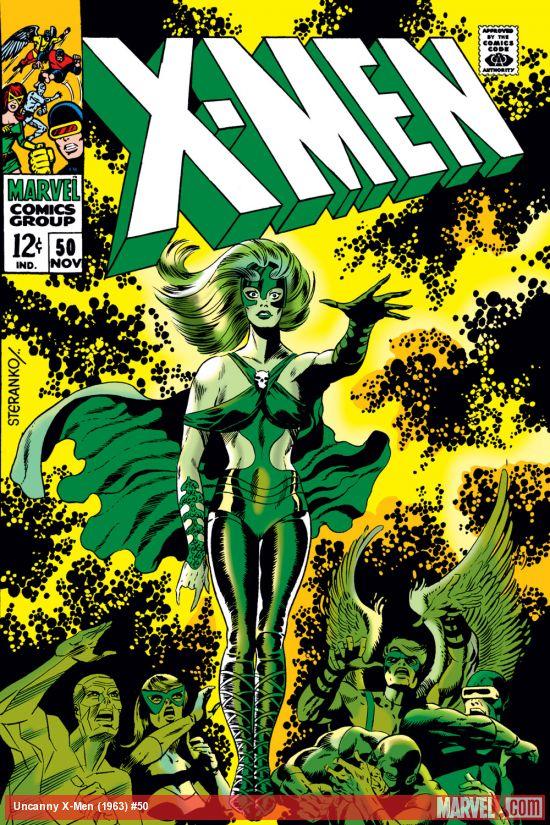 Uncanny X-Men (1963) #50