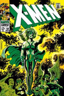 Uncanny X-Men #50
