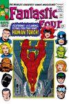 Fantastic Four (1961) #54 Cover