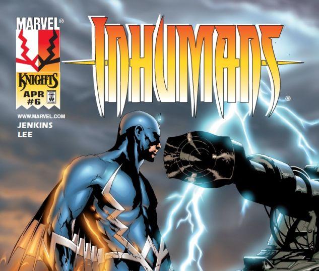 Inhumans (1998) #6