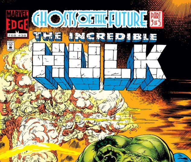 Incredible Hulk (1962) #438 Cover