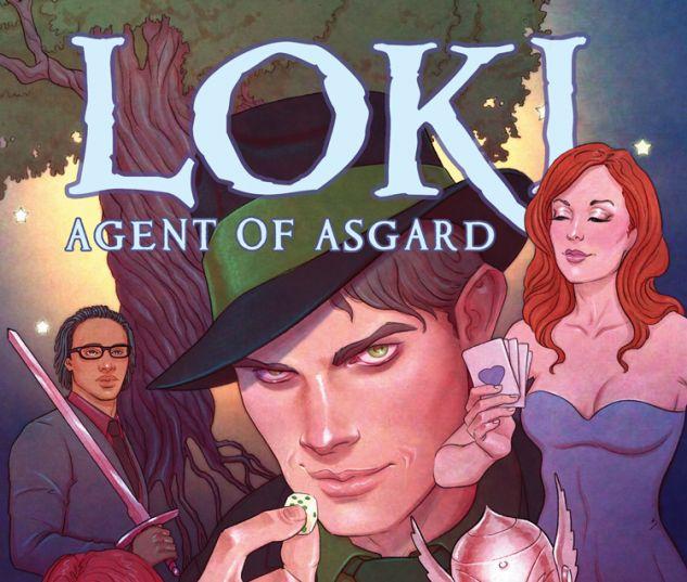 LOKI: AGENT OF ASGARD 5 (ANMN)