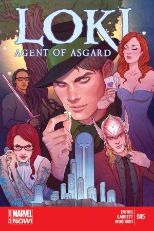 Loki: Agent of Asgard (2014) #5