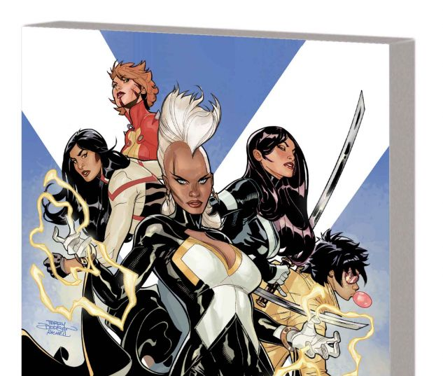 X-MEN VOL. 3: BLOODLINE TPB (MARVEL NOW)