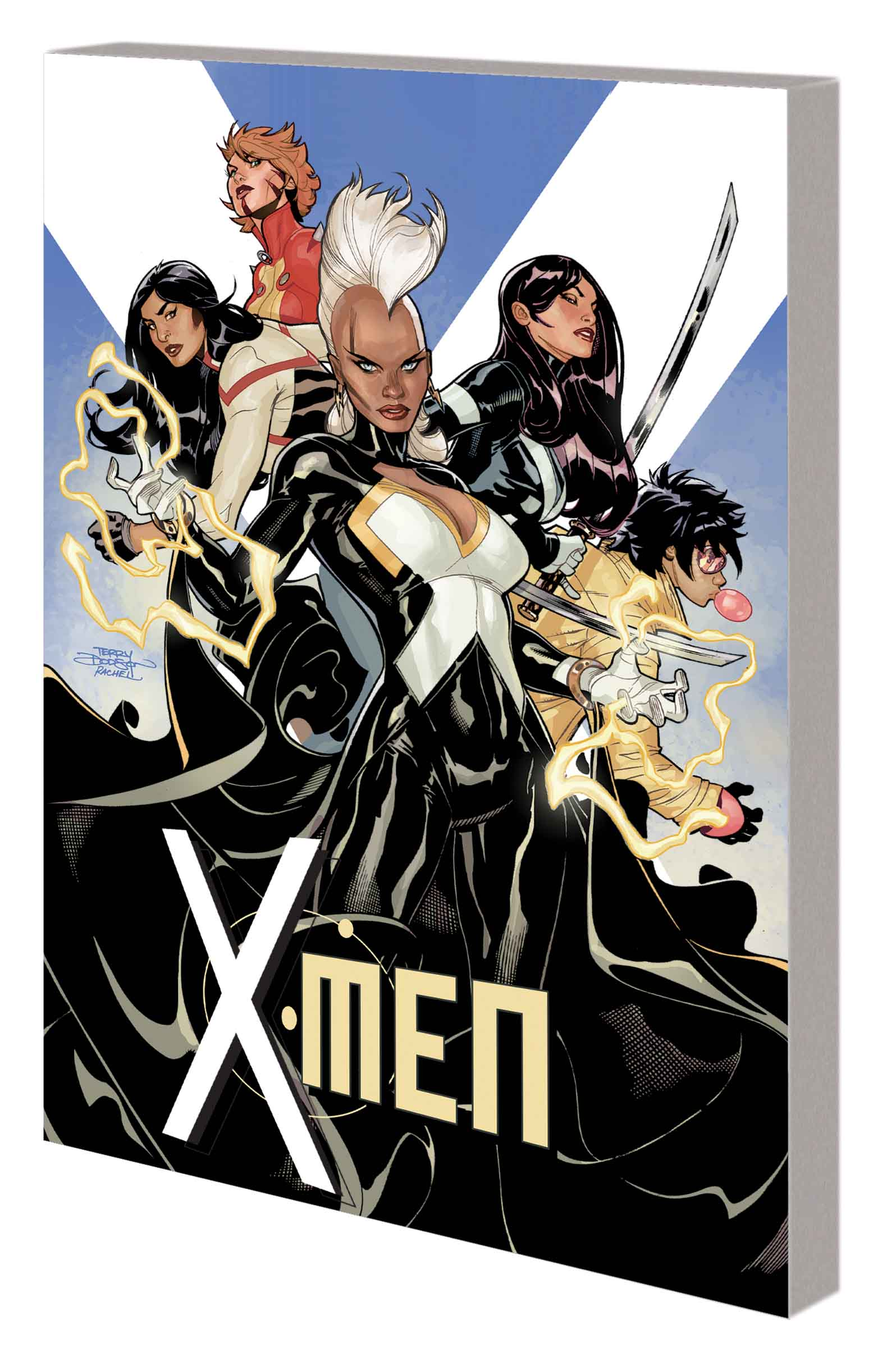 X-MEN VOL. 3: BLOODLINE TPB (Trade Paperback)