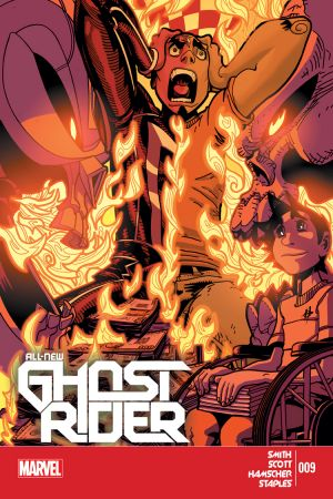 All-New Ghost Rider (2014) #9