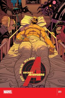 Secret Avengers (2014) #11