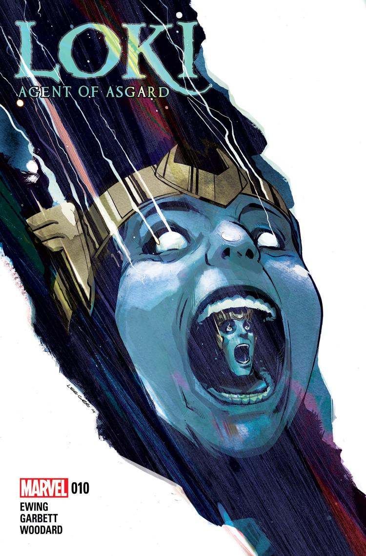 Loki: Agent of Asgard (2014) #10