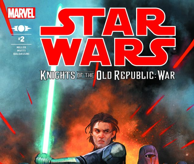 Star Wars: Knights Of The Old Republic - War (2012) #2