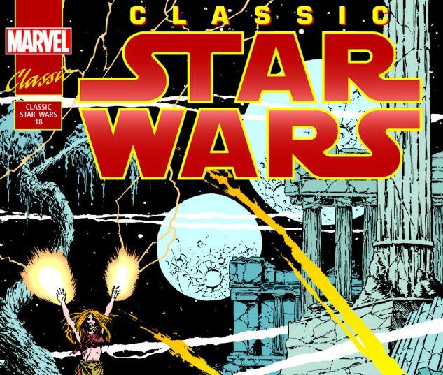 Classic Star Wars (1992) #18