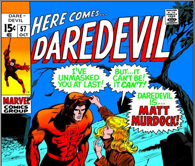 Daredevil (1963) #57