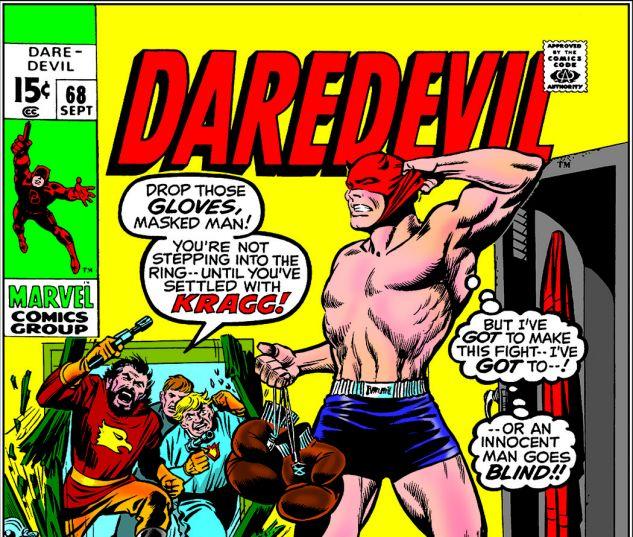 Daredevil (1963) #68